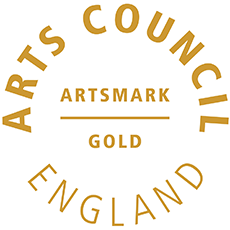 Arts Council England Artsmark Gold Logo