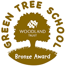 Woodland Trust Green Tree School Bronze Award